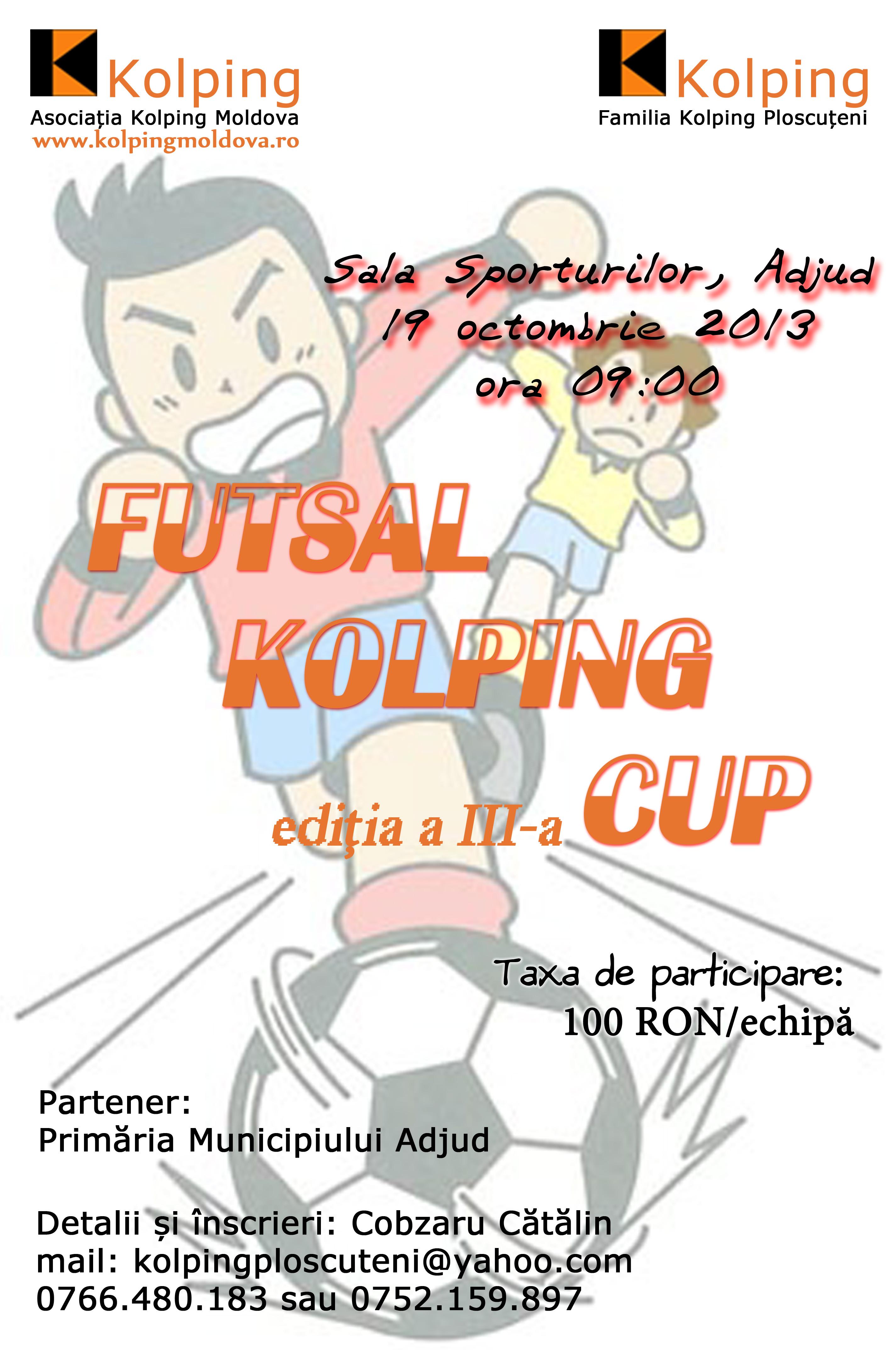 afis Futsal 2013